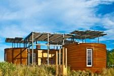 Cornell Solar Decathlon SiloHouse