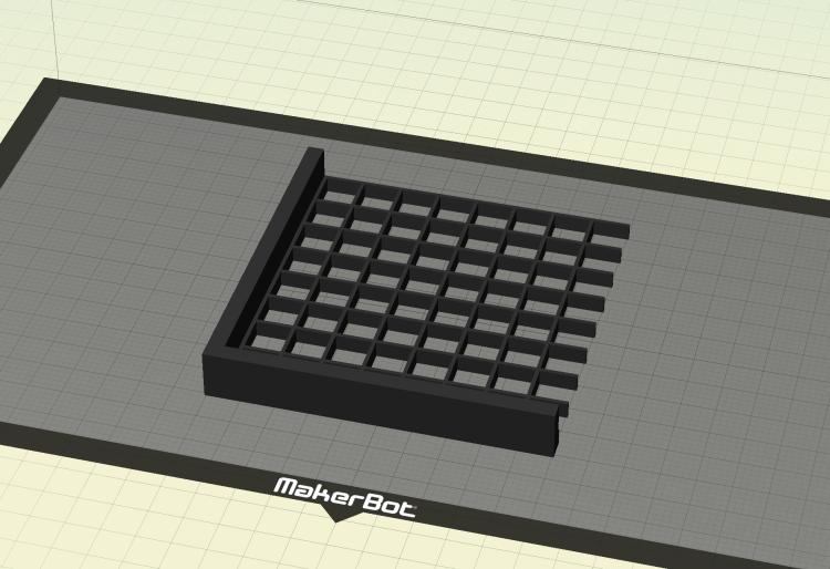 3D Printed Grid
