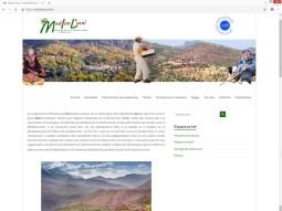 Conception du site web MedInnlocal