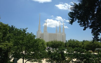 Temples and the Sabbath