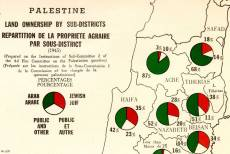 Image result for 1945 land ownership of palestine