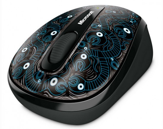 SKWAK x Microsoft Mouse