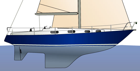 Contessa 32 Profile