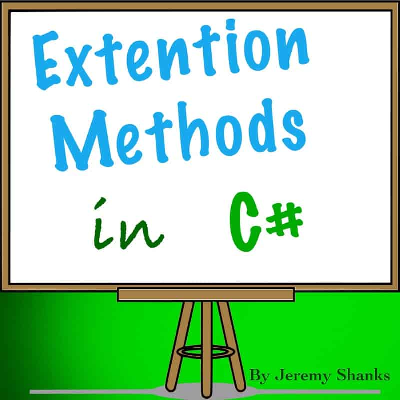 Extension Methods in C#