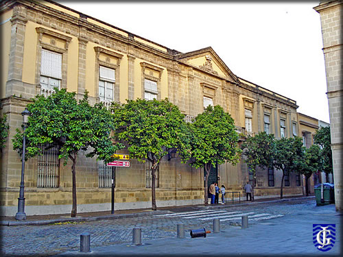 Image result for casa del corregidor jerez