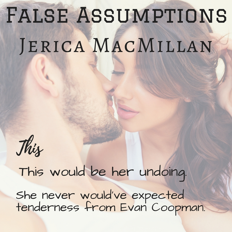 False Assumptions Chapter Two