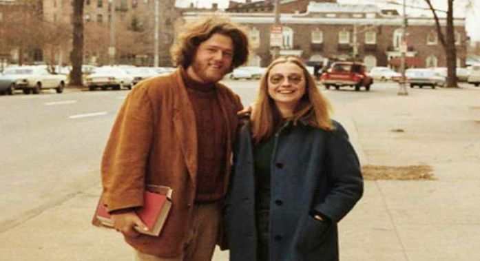 bill-and-hillary-young