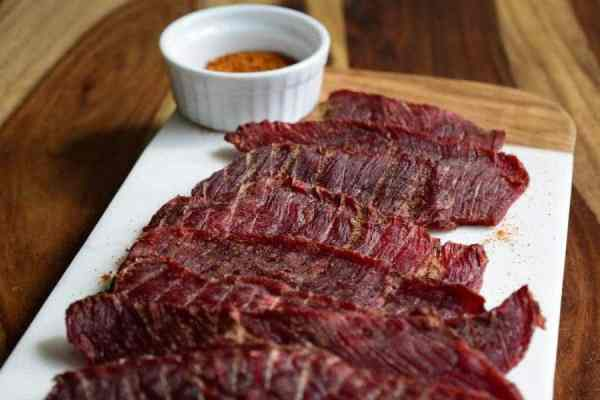 Jerky inspired by hiking in the Montana Mountains | Jerkyholic.com