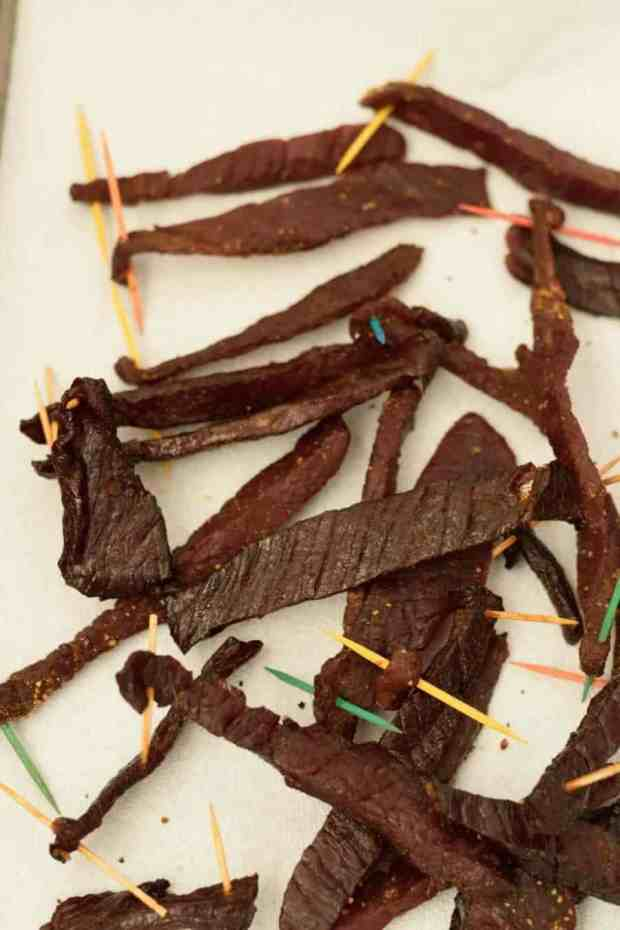 Tequila Beef Jerky. What are you waiting for? Fire up that smoker and make some Jerky! | Jerkyholic.com