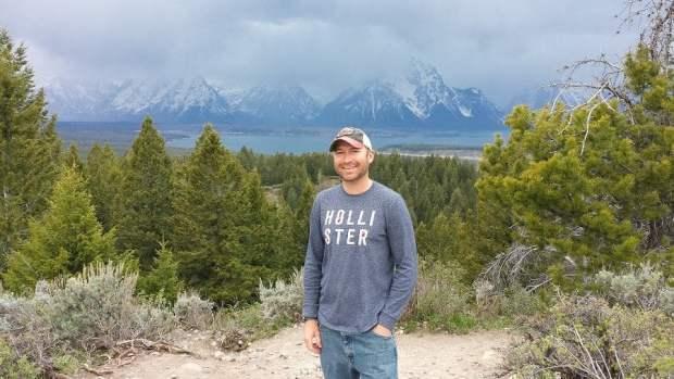 Grand Teton in May