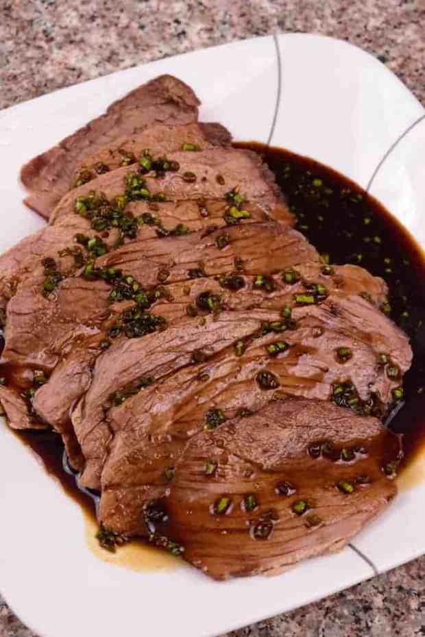 East Side Beef Jerky Marinade