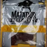 Review: Jack Link Teriyaki Matador Beef Jerky (A-)