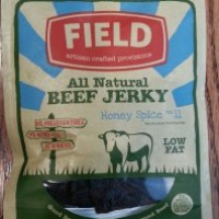 Review:  Field Trip Honey Spice No.11 Beef Jerky (B+)