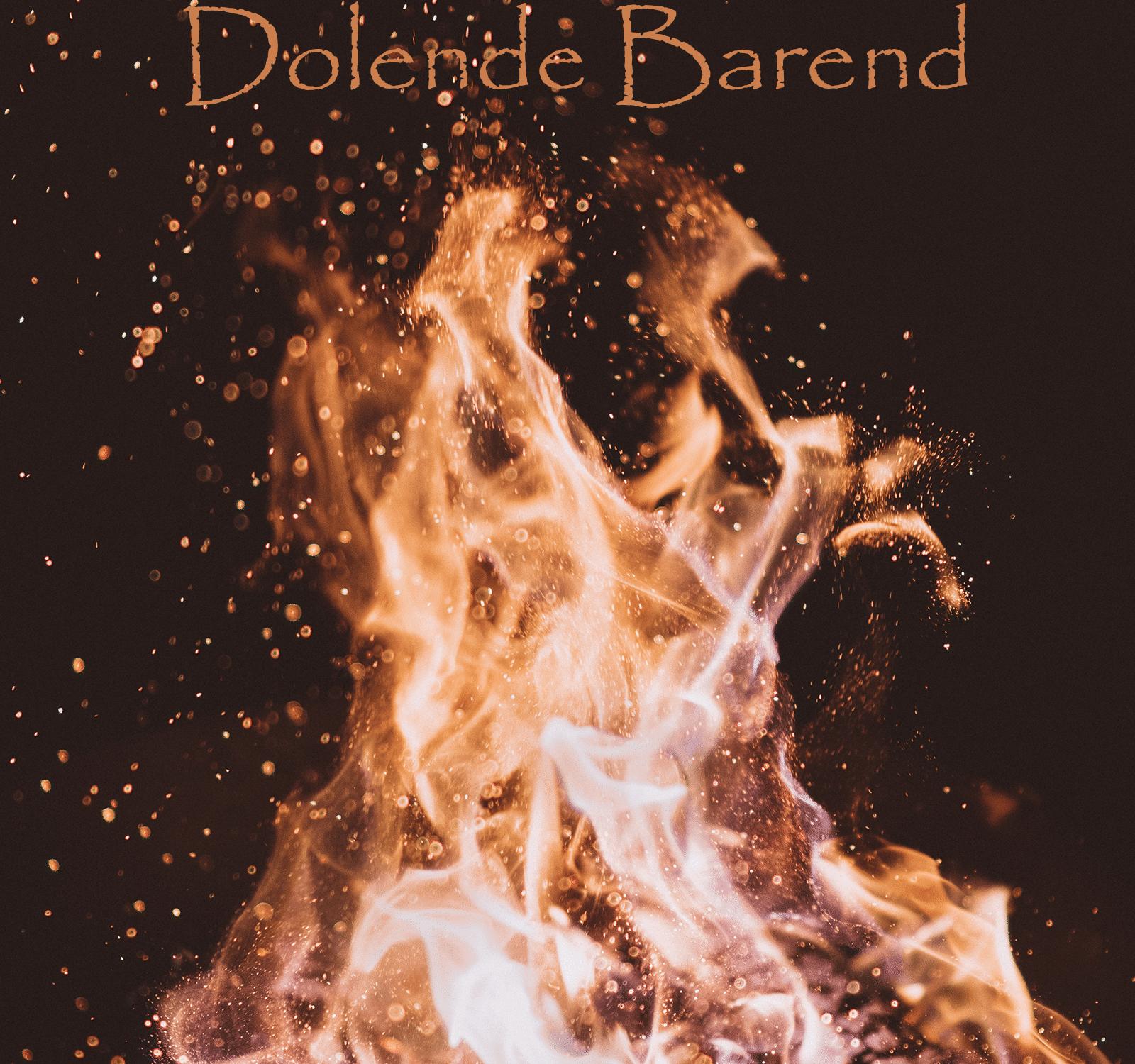De omslag van het e-book De Geschiedenis van Dolende Barend