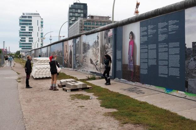 Berlin, 2016   East Side Gallery