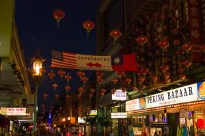 San Francisco, 2013   China Town