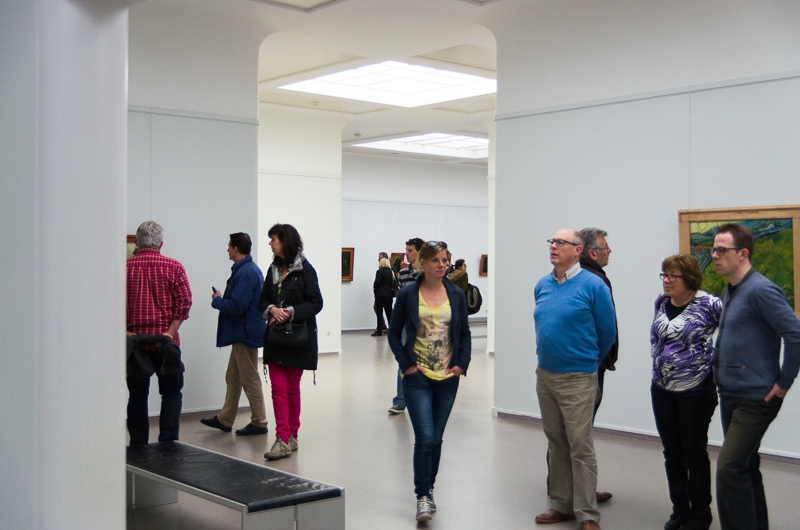 Kroller Muller Museum, 2014