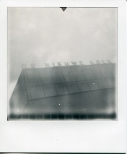 Assen, 2013 | Polaroid 660 AF | Impossible PX 600 Silver Shade U