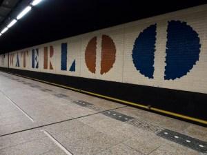 Amsterdam, 2016 | Waterloo subway