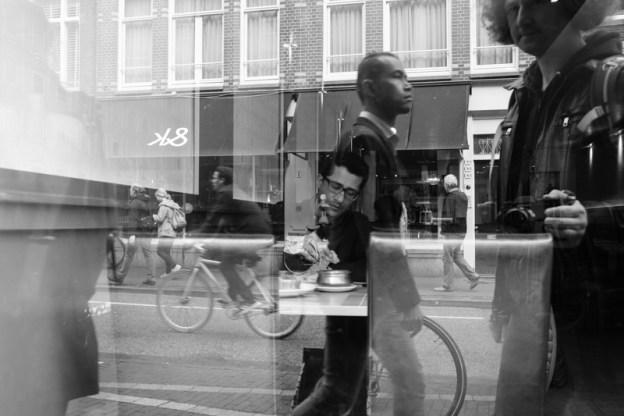 Amsterdam, 2018   workshop straatfotografie Fokko Muller