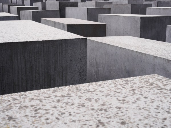 Berlijn, 2016 | Memorial to the Murdered Jews of Europe