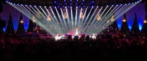 Lighting and Stage design MAX Proms