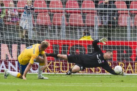 jeroen verhoeven 2013-09-16 FC Utrecht wint van RKC Waalwijk2