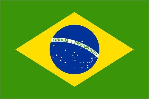Brazilie-vlag