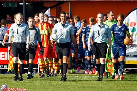 FC Utrecht wint eerste oefenwedstrijd met 2-4 jeroen verhoeven