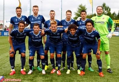 FC Utrecht wint 2e oefenwedstrijd van V.V. Benschop (0-7)