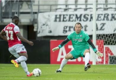 Jong AZ – Jong FC Utrecht 4-3 (1-3)
