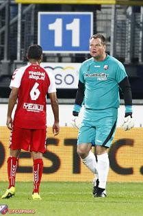 sc Heerenveen - FC Utrecht 1 3-1 1-0 Jeroen Verhoeven