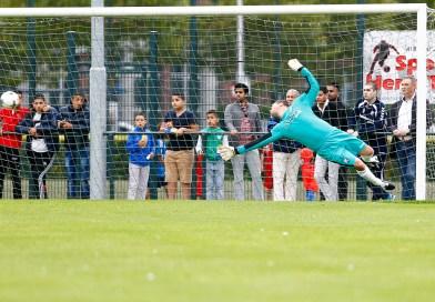 Magreb'90 – FC Utrecht 0-3 (0-2)