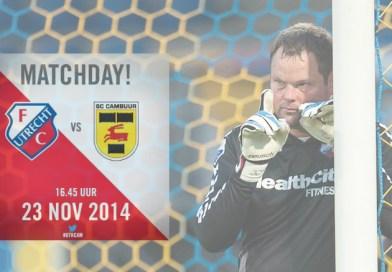 Feitjes en Weetjes: FC Utrecht – SC Cambuur