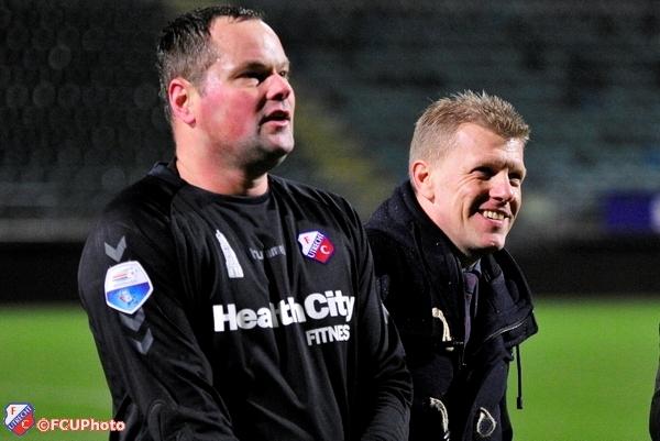 Jong ADO Den Haag - Jong FC Utrecht - Jeroen Verhoeven