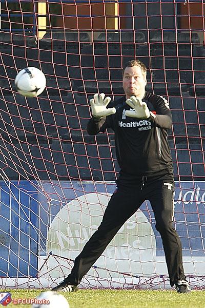 Trainingskamp FC Utrecht Dag 2 | Jeroen Verhoeven
