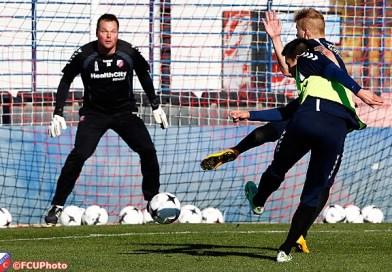 Trainingskamp FC Utrecht Dag 4| La Nucia Vandaag