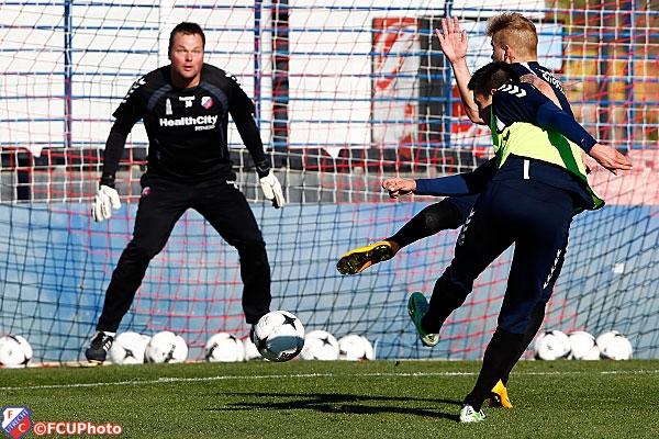 Trainingskamp FC Utrecht Dag 3 - Jeroen verhoeven
