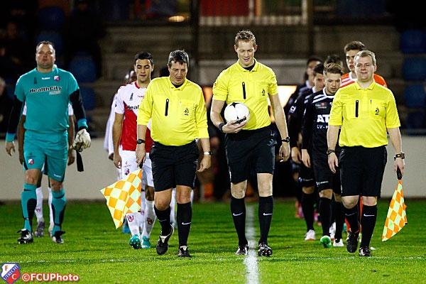 Jeroen Verhoeven - Jong FC Utrecht - Jong de Graafschap