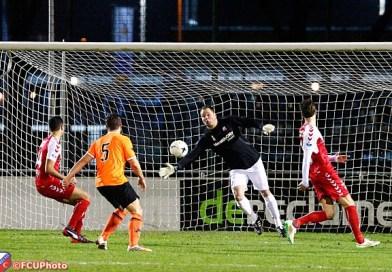 Jong FC Utrecht – Jong FC Volendam 2-3 (0-2)