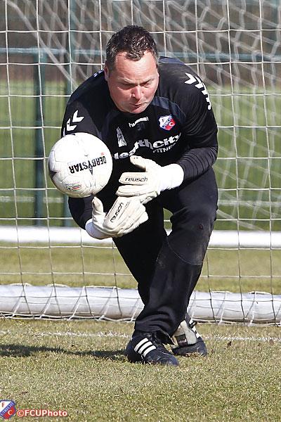 Cambuur - FC Utrecht - Jeroen Verhoeven