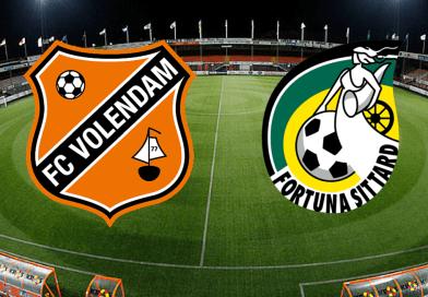 Voorbeschouwing: FC Volendam – Fortuna Sittard