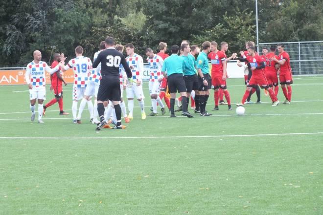 ASV De Dijk - Jong De Graafschap (3-0) 5-0 - Jeroen vVerhoeven