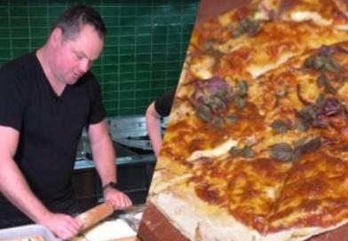 """Veronica Inside 'Hoe is het nu met?' """"Pizza"""" Jeroen Verhoeven"""