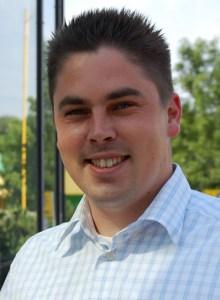 Björn Schönewald, Chefredakteur. Foto: Tobias Bräuning