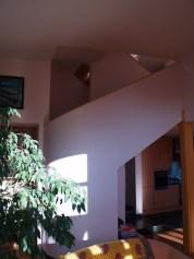 Maison J à ossature bois Rouen intérieur