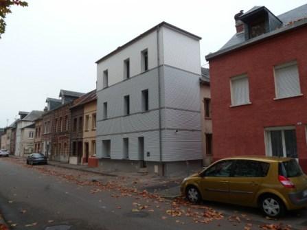 Réhabilitation maison Oissel