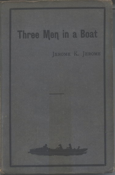 09  Three Men in a Boat (to Say Nothing of the Dog) – The Jerome K