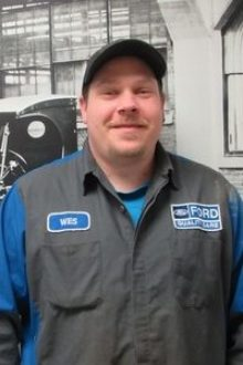 Wes Barker - Automotive Technician