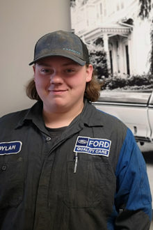 Dylan Howard - Automotive Technician
